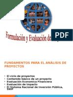 Proyectos de Inversion 1