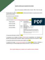 Requisitos minimos para la exposición de metrados.pdf