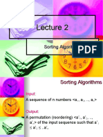Lecture 2 (Sorting Algorithms - Part 1).ppt