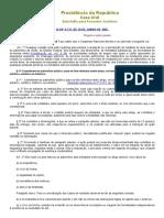 L4717 - Regula a Ação Popular.