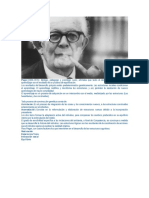Teorias Del Aprendizaje de Piaget, Vigotsky, Ausubel y Bruner