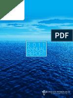 PXP Annual Report 2011