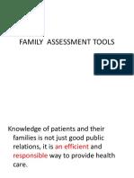 13. Family Assessment Tools