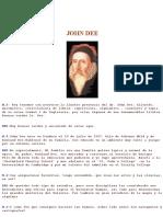 Supuesta Entrevista a John Dee - Articulo