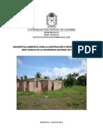 Diagnóstico Ambiental Año 2012