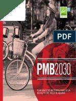 Plan maestro metropolitano de la bicicleta del valle de aburrá PMB2030