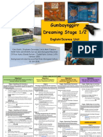 gumbaynggirr dreaming unit