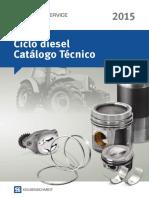 Ciclo Diesel Catálogo Técnico 2015