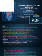 Pancreatitis 12