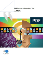62297144 OECD Korea Innovation Policy Review 2009