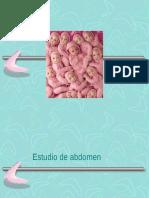 Estudio de Abdomen EXPO 2