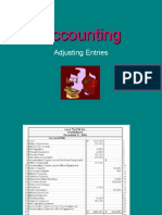 Accounting-Adjusting Journal Entries