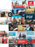 Brochure All New Scoopy 2017
