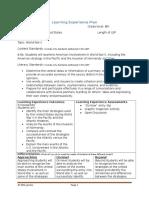 educ360 nonlinguistic lesson plan