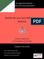 TFG Diseño de Una Red Can Bus - Alejandro García Osés