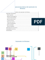 Manual de Operaciones Básica Del Explorador de Windows (1) (1)