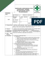 Sop Pemantauan Lingkungan Fisik Puskesmas, Jadwal Pelaksanaan, Bukti Pelaksanaan