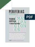 Varesi El kirchnerismo como cultura (política) afirmativa en Periferias 19