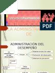 Intervención de La Administración de Rr.hh