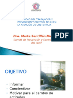 Bioseguridad y Pciih en Obstetricia