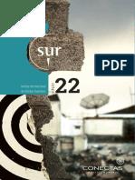 Revista Sur 22 Portugues