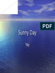 Sunny Days in the Caribbean