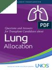 Lung Patient