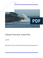 Laguna Beach Climate Protection Action Plan