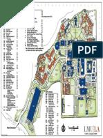 Main Campus Map