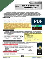 REACCIONES QUIMICAS-2013