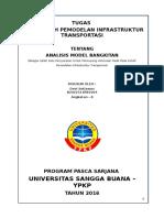 Tugas I Pemodelan Infrastruktur Transportasi.docx
