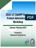 caaspp pretest-workshop-slides 2016-17