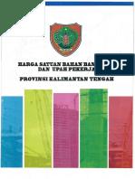 Jurnal Harga Prov. Kalimantan Tengah 2017