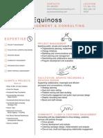 heather equinoss project management