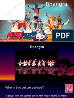 bhangra presentaion final