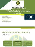 Problemas de Produccion Del Gas Natural