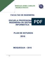 Plan Sistemas 2016f