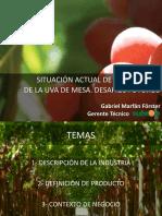 01 Gabriel Marfan Situacion Actual de La Industria de La Uva de Mesa.desafios Futuros