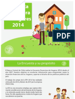 Presentacion Encuesta Financiera de Hogares 2014