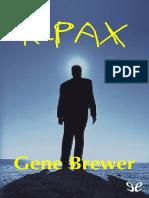 K PAX de Gene Brewer r1.3