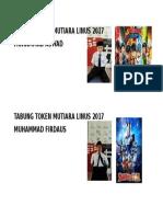 Tabung Token Mutiara Linus 2017