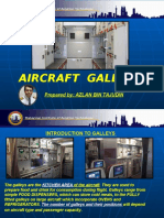 Chapter 4 - Aircraft Galley