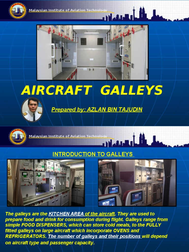 Chapter 4 - Aircraft Galley | Elevator | Air Conditioning