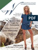 Women's Magazine July 2010 Edition