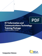 ICTv1 Information and Communications Technology Implementation Guide