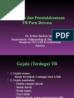 Diagnosis TB Dewasa