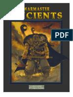 Warmaster Ancients - Warmaster Ancients RUS