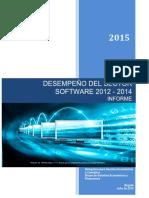 EE1- Estudio Sectorial Software- 2015 VII 30