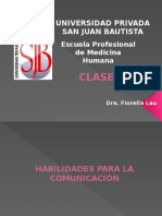 Clase 7 Habilidades Para La Comunicacion