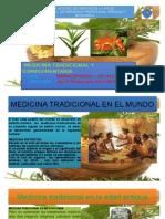 La Medicina Tradicional